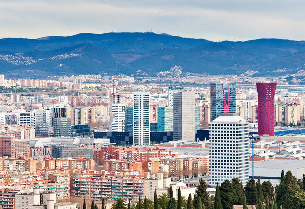 Zona Hospitalet de Llobregat